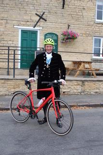 Rutland High Sheriff On A Bike