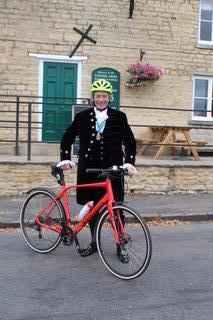 Rutland High Sheriff On A Bike