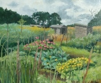 (c) Mary Rodgers Allotments, Wing, Summer