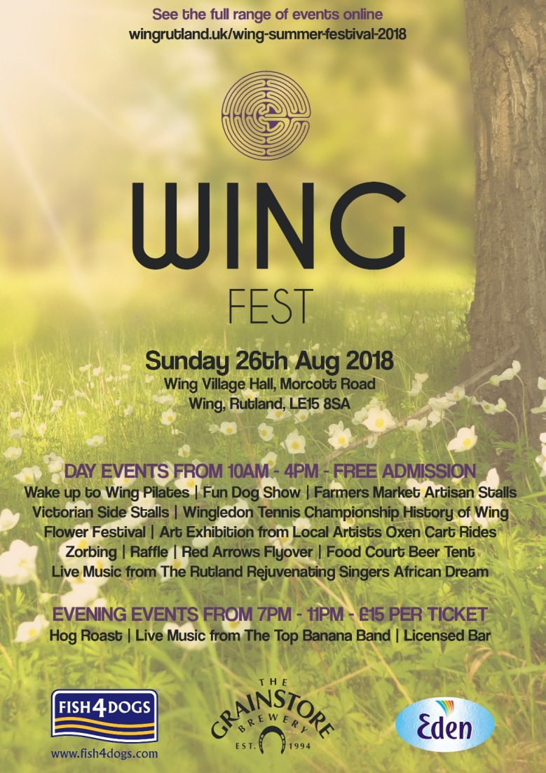 Wing Poster