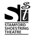 Shoestring Logo B&W